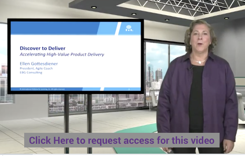 Discover to Deliver: Accelerating High Value Product Delivery